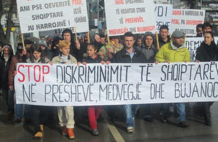 """Résultat de recherche d'images pour """"protesta luginen e presheves"""""""