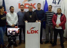 LDK e Gjilanit thotë se deri në ora 12:00 procesi po ecën mbarë