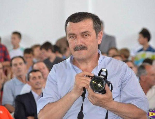 """Afrim Kqiku (Foto Fari), meritueshëm i shpallur sot """"Qytetar Nderi"""""""