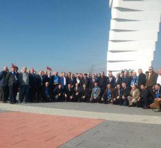 Erdhën nga Hasi i Shqipërisë për të shënuar bashkërisht 10 vjetorin e Pavarësisë