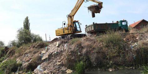 Kamenica nuk ndalet, pastrohen fshatra e lagje të qytetit