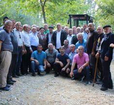 Filluan punimet në rregullimin e rrugës Gjylekar – Stubëll e Poshtme