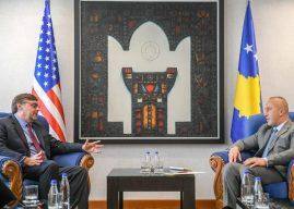 Palmer: ShBA-ja do të vazhdojë ta ndihmojë Kosovën në fuqizimin e shtetit të saj