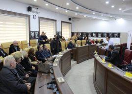 Gjilani dhe Asociacioni i Arkitektëve nënshkruajnë marrëveshje bashkëpunimi