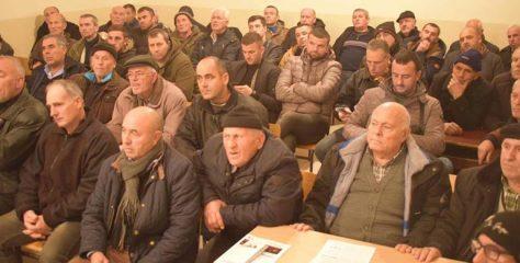 Mbahet debat me qytetarët e Pozheranit dhe Zhitisë për projektin e rindërtimit të kadastrit
