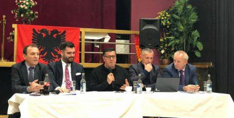 Haziri në Zvicër: Nuk ka të drejtë askush ta lë anash problemin e Kosovës Lindore