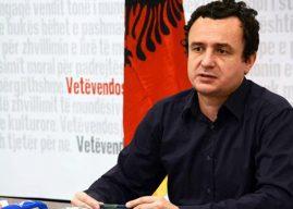 Kurti: Kosova ka nevojë për zgjedhje dhe Qeveri të re