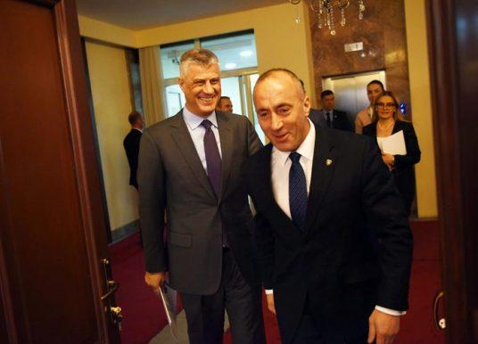 A do të koordinohen Thaçi e Haradinaj, apo do të shkojnë në Berlin të përçarë