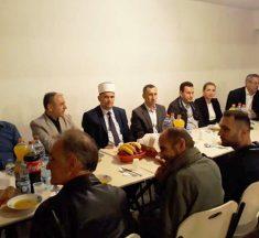 KBI në Gjilan shtroi iftar për personat me aftësi të kufizuara
