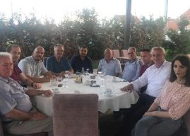 Mustafa: Vetëm të bashkuar dhe me plotë vullnet e dashni për PDK e për komunën, lehtë e bëjmë fitoren