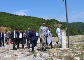 Zgjidhja për ujin e pijshëm për Gjilanin parashihet të bëhet përmes lumit Krivareka dhe ndërtimit të Pendës së Llapushnicë