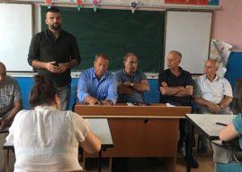 Tërpeza e Pozherani japin sugjerimet dhe kërkesat e tyre për investime