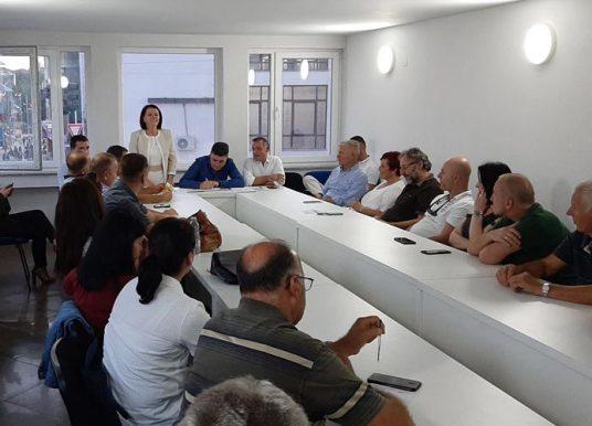 AAK-PSD: Qeveria Haradinaj e riktheu Gjilanin fuqishëm në vëmendjen e nivelit qendror