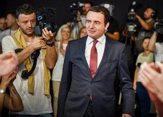 Albin Kurti: Sot jemi të paaftë për t'u bashkuar me Shqipërinë