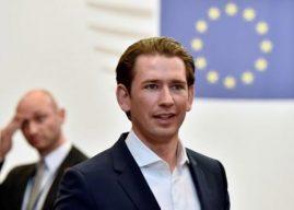 Kancelari austriak: E mbështesim korrigjimin e kufijve si zgjidhje ndërmjet Kosovës e Serbisë