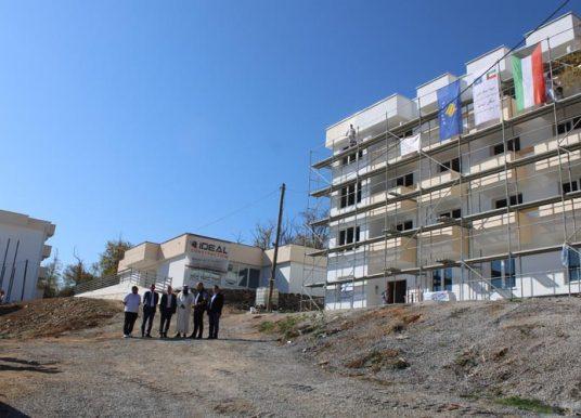 Fshati Social në Gjilan është në prag të përfundimit, kosto 2.5 milionë dollarë