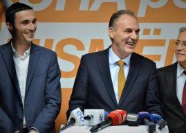 Koalicioni në rrezik, Nisma: AKR-ja është e lirë t'i marrë vendimet vetë