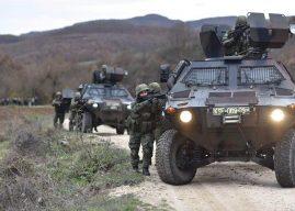 Përfundojnë ushtrimet fushore të FSK-së në Kamenicë
