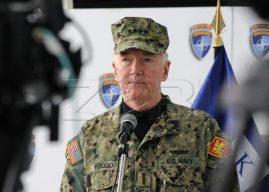 Admirali Foggo: Kosova tani është mjedis i sigurt