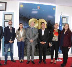 Haziri pret kryetarin e Dhomës së Tregtisë, Industrisë dhe Shërbimeve Zvicër-Kosovë, për bashkëpunim në zhvillim lokal ekonomik