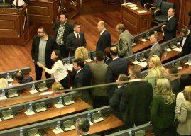 LVV – LDK-ja pa ujdi, seanca konstituive më 24 dhjetor