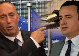 Haradinaj: Nuk kemi komunikim me Kurtin rreth një koalicioni për bashkëqeverisje