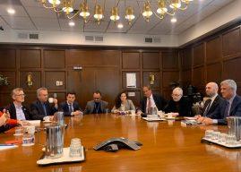 Thaçi: BE-ja po vonohet me Kosovën dhe rajonin e Ballkanit Perëndimor