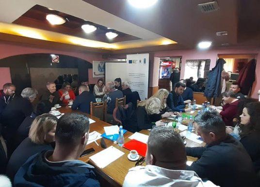 Shqetësuese pjesëmarrja e qytetarëve të Kamenicës në vendimmarrje