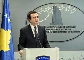 Kurti dhe Lajçak shkëmbejnë letra, flasin për dialogun Kosovë-Serbi dhe përbërjen e ekipit negociator nga Kosova