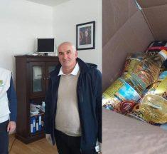 """""""Human Appeal International"""", ndihmon jetimët në komunën e Vitisë"""