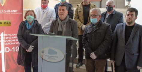 Lutfi Haziri apelon për vetëpërmbajtje: Këto janë dy javët vendimtare kundër Covid-19