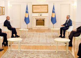 Haradinaj kryen konsultimet: Më mirë të kemi qeveri të re, AAK-ja mund ta mbështesë pa u bërë pjesë