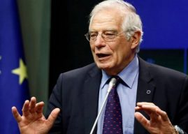 Borrell: BE-ja preferon gjendjen e tanishme të kufijve midis Kosovës dhe Serbisë
