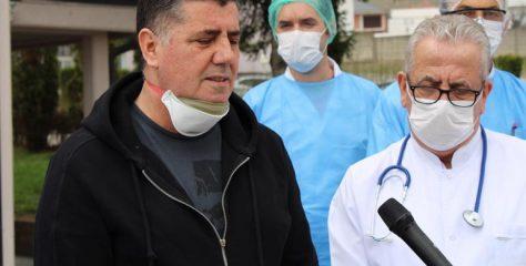 Haziri: Lajme të mira për Gjilanin, asnjë rast pozitiv