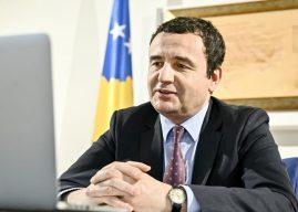 Kurti thotë se ka dëshmuar që mund të qeveriset pa Listën Serbe