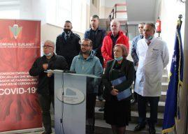 Arbër Ismajli njofton për normalizimin e jetës në Gjilan