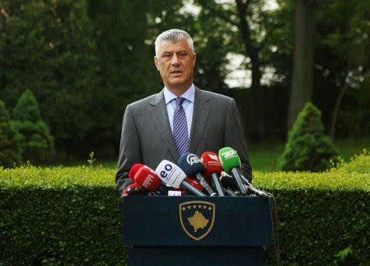 Thaçi kërkon të formohet sa më shpejt Qeveria Hoti