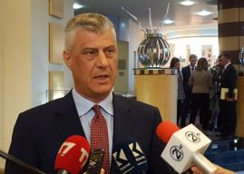 Thaçi: Kurti tha se Kosovën e presin thikat në Shtëpinë e Bardhë, njeriu normal nuk e thotë këtë