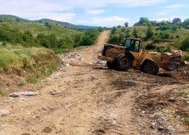 Pastrohet lokacioni i mbeturinave në fshatin Muçiverc