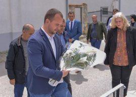 Kamenica përkujton heronjtë Xhelal Sopi dhe Avdi Xhaçku