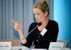 Viola von Cramon: Shkëmbimi i territoreve assesi nuk duhet të jetë temë në Bruksel