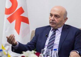 Mustafa mohon se ka lëkundje në koalicion, i kërkon PDK'së bashkëpunim rreth dialogut me Serbinë