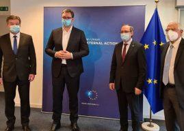 """BE-ja mohon të jetë bllokuar dialogu, takimi i radhës """"porsa të lejojnë kushtet"""""""