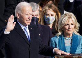 Joe Biden bën betimin si president i ShBA'së