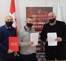 """Fondacioni Kosovë – Luksemburg:""""Po vazhdojmë bashkëpunimin e mirë me Komunën e Vitisë edhe për dy vitet e ardhshme"""""""