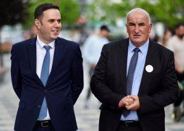 Abdixhiku i jep komplimente të larta Sokol Halitit: Është një ndër Kryetarët me performancën më të shkëlqyeshme në vend