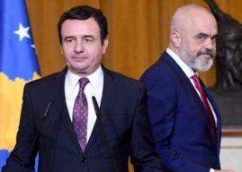 Zyrtari i VV-së: Edi Rama tre takime në vit me Vuçiqin, asnjë me Albin Kurtin
