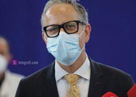 Ministri Vitia: Vaksinohuni, varianti Delta është kërcënim serioz
