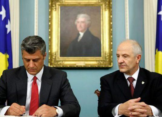 Kush e shkroi Deklaratën e Pavarësisë dhe përse e lexoi Hashim Thaçi? – përgjigjet Fatmir Sejdiu