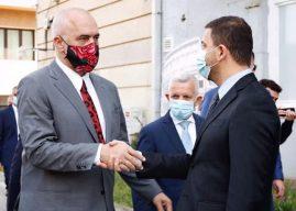 Krasniqi pas takimit me Ramën: I domosdoshëm thellimi i bashkëpunimit Kosovë – Shqipëri